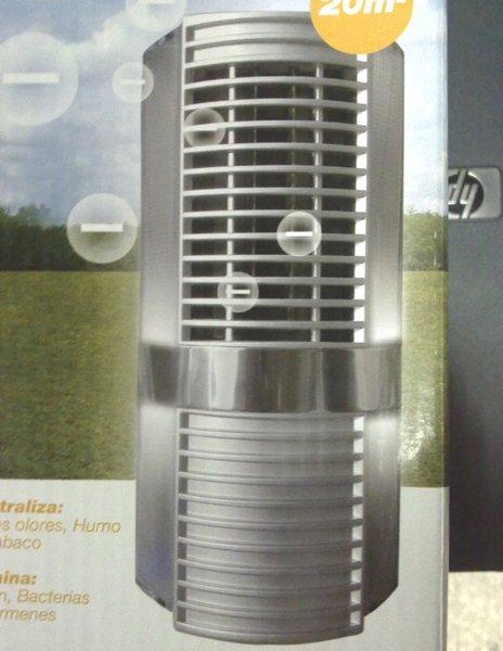 Circuito Ionizador De Aire : Ionizador purificador de aire desodorizador conluz a v