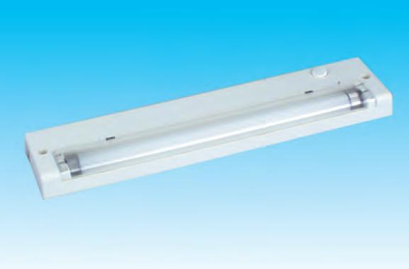 Lampara tipo regleta con tubo fluorescente 13w 220v - Lampara tubo fluorescente ...