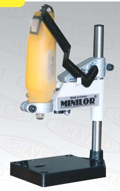 Soporte precision mini taladro 25mm circuitos impresos - Soportes para taladro ...