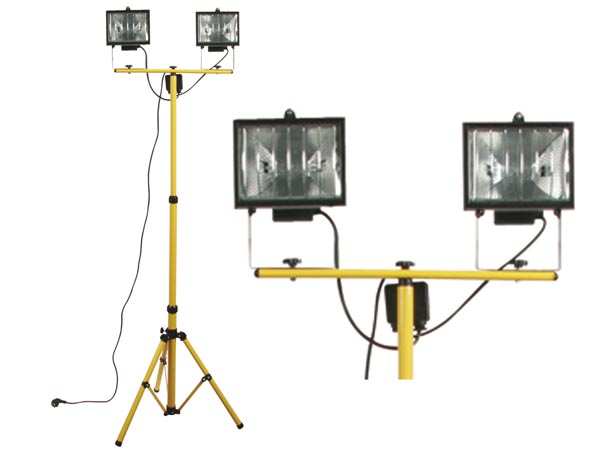 proyector con tripode y lamparas halogenas xw velewl brielconet componentes