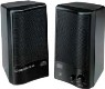ALTAVOCES AMPLIFICADOS 24W PMPO MULTIMEDIA PARA CD, MP3 Y MULTIMEDIA -