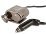 CONEXION MECHERO AUTO 1 MACHO A 2 HEMBRAS CABLE 1.2m -