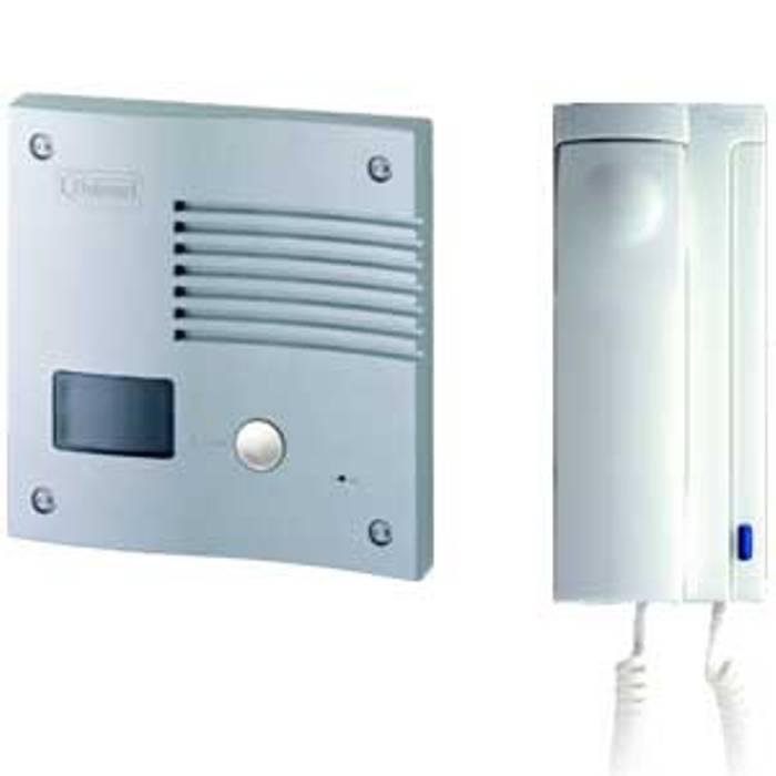 Portero electronico tipo chalet 1 linea 4 n golmar for Telefonillo portero automatico universal