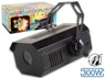 PROYECTOR DE LUZ COLORES MAGIC MOONFLOWER CONTROL MUSICAL -