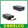 ADAPTADOR USB TIPO A HEMBRA A USB TIPO C MACHO BD6532 -