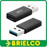 ADAPTADOR USB TIPO A MACHO A USB TIPO C HEMBRA BD6533 -