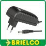 ALIMENTADOR ESTABILIZADO CARGADOR 220VAC A 12VDC 2A CONECT 21-25X55MM BD9265 -