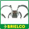 AMPLIFICADOR 2 MICROFONOS CON AURICULARES ENSEÑANZA PROBLEMAS AUDITIVOS BD6920 -