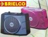 AMPLIFICADOR PERSONAL PORTATIL BATERIA LECTOR USB SD FM MANDO DISTANCIA BD9341 -