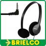 AURICULARES DIADEMA ESTEREO SONY MDR-110LP CABLE 1M JACK 3.5 ACODADO BD5386 -