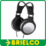 AURICULARES ESTEREO HI-FI AMPLIO ESPECTRO SONY MDR-XD100 CABLE OFC 3,5M BD5224 -