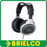 AURICULARES ESTEREO HIFI AMPLIO ESPECTRO SONY MDR-XD200 CABLE LITZ OFC 3,5M BD5225 -