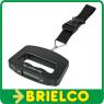 BASCULA BALANZA DIGITAL CON ASA MAX 40KG RESOL 10GR PESAR MALETA EQUIPAJE BD3653 -