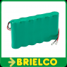 PACK DE BATERÍAS DE 7,2V/2400MAH NI-MH 86,0x51,0x14,0MM AA x 6 UNIVERSAL BD10405 -