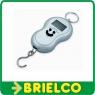 BASCULA BALANZA DIGITAL CON GANCHO MAX 50KG 10GR PESAR MALETA EQUIPAJE BD1270 -