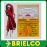 MULTIMETRO ANALOGICO MINIATURA 2000 OHMIOS VOLTIO AC DC DB RESISTENCIAS BD3406 -