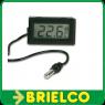 TERMOMETRO DIGITAL ACUARIOS CAMARAS FRIGO MIDE -50 A 110 GRADOS CON SONDA BD3421 -