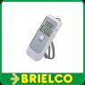 TESTER ALCOHOLIMETRO PORTATIL DIGITAL LCD RELOJ 12X9X3CMS BD3902 -