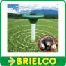 REPELENTE SOLAR DE PLAGAS ROEDORES 400-1000HZ EFECTIVIDAD 650M2 24HORAS BD3906 -