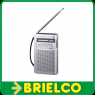 RADIO DIGITAL SONY ICFS22 AM-FM ALTAVOZ 100MW 3,7 x 7,6 x 12,1 CMS 200GRS BD3909 -