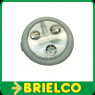 LAMPARA LED PILOTO CON INTERRUPTOR LATERAL A PILAS AAA REGULABLE BD3919 -