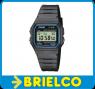 RELOJ PULSERA CASIO ORIGINAL F91W ALARMA MICROLUZ CRONOGRAFO SUMERGIBLE BD5331 -