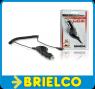 CARGADOR DE MECHERO COCHE USB TELEFONOS 1000MA ENTRADA 12V-24V SALIDA 5V  BD5339 -