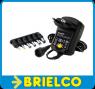 ALIMENTADOR ADAPTADOR CARGADOR ELECTRONICO 1000MA 6 CONECTOR ENT 240VAC BD5346 -