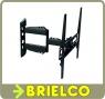 "SOPORTE TV 32""-50"" LEDTV/TFT PESO MAX 25KG DISTANCIA 62-426MM VESA 400MM BD5368 -"