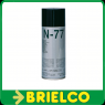 SPRAY GRAFITO COLODIAL 400ML PARA METAL CERAMICA MADERA PLASTICO TV Y PC BD6462 -