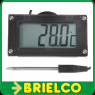 TERMOMETRO DIGITAL -50º A 150ºC RESOLUCION 0.1ºC MARCO 31X52MM PILA LR03 BD6747 -