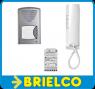 PORTERO ELECTRONICO 1 USUARIO 2 PANELES DIMENSIONES PANEL 150x90x25MM BD6949 -