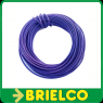 CABLE CONEXION FLEXIBLE PVC COBRE ESTAÑADO  0,25MM2x10 METROS VIOLETA   BD7911 -