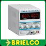 FUENTE DE LABORATORIO REGULABLE PS302A 0-30V 0-2A 230V AC - 50 Hz  BD7913 -