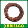 CABLE CONEXION FLEXIBLE PVC COBRE ESTAÑADO  0,25MM2x10 METROS AMARILLO   BD7904 -