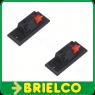 BASE CONEXION CAJA ACUSTICA CONEXION MONO 55x21MM DIAMETRO 3,5MM PAREJA BD8532 -