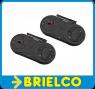 INTERCOMUNICADOR INALAMBRICO 4 CANALES DIST MAX 300M 863-870MHZ KW-866 BD9376 -