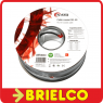 CABLE COAXIAL RG58 50OHM ROLLO 100M EXTERIOR 5MM INTERIOR FLEXIBLE NEGRO BD3238 -