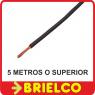 CABLE FLEXIBLE SILICONADO NEGRO PARA PUNTAS PRUEBA INSTRUMENTOS DE MEDIDA BD7887 -