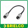 CABLE LATIGUILLO RG58 PL-259 MACHO-MACHO UHF 50 OHMIOS 25CM BD6665 -