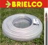 CABLE MANGUERA APANTALLADO BLINDADO DATOS COBRE 6X0.22MM MAS MALLA GRIS BD10022 -