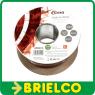 CABLE PARALELO PARA ALTAVOZ AUDIO ROJO NEGRO 2x0,35 mm 100m CARRETE BD109 -