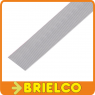 1 METRO DE CABLE PLANO 20 VIAS 28AWG GRIS CINTA PVC RASTER 1.27MM BD11403 -