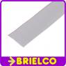 1 METRO DE CABLE PLANO 26 VIAS 28AWG GRIS CINTA PVC RASTER 1.27MM BD11404 -