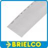1 METRO DE CABLE PLANO 34 VIAS 28AWG GRIS CINTA PVC RASTER 1.27MM BD11405 -