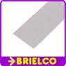 1 METRO DE CABLE PLANO 40 VIAS 28AWG GRIS CINTA PVC RASTER 1.27MM BD11399 -
