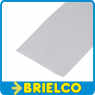 1 METRO DE CABLE PLANO 64 VIAS 28AWG GRIS CINTA PVC RASTER 1.27MM BD11408 -