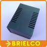 CAJA DE PLASTICO ABS NEGRA PARA MONTAJES ELECTRONICOS 75X100X50MM CA117N BD7924 -