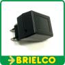 CAJA DE PLASTICO CON CLAVIJA CARCASA PARA ALIMENTADOR DH35.860 55X37X43MM BD3992 -