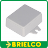 CAJA DE PLASTICO GRIS PARA MONTAJES ELECTRONICOS 40X50X20MM CON SOPORTES BD6888 -